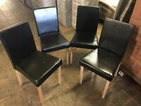 Dinning chairs set of 4 £40