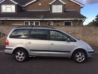 Ford Galaxy 7 seater Petrol 2.3 with MOT 10/2017 £500