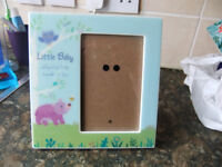 Photo Frame For New Baby