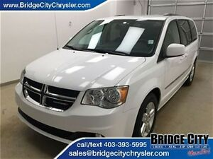 2016 Dodge Grand Caravan Crew- Heated Seats, Backup Cam!