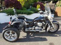 Trike yamaha 650 V-Star classic