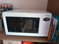 Panasonic Combination Microwave Oven - 3 Way - Electric oven - Sep Grill - Microwave