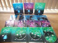 Twilight Zone 80's Season 1-3 DVD Box Sets (70#)