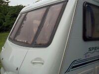 Eldiss Spey 2002 4 Berth Caravan