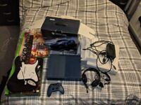 Xbox One Forza Edition 1TB Console + Rock Band Game & Guitar + Extras