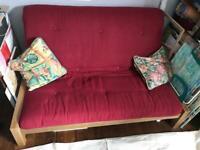 The Futon Company Double Sofa Bed