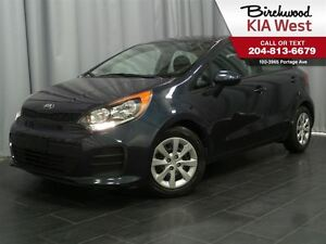 2016 Kia Rio5 LX+ ECO /LOCAL CAR WITH GREAT EVERYTHING
