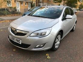 Vauxhall Astra exclusive 2010 LOW MILES