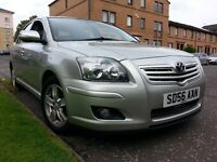 ★ 1 OWNER, YEARS MOT★ SEPT 2006 Toyota Avensis 1.8 T3-X 5dr ★ GOOD COND'N, FULL S HIST, like vectra