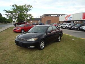 2003 Toyota Camry SE ~ 5 SPEED MANUAL ~ DRIVES GOOD