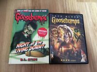 Goosebumps Film DVD & Book