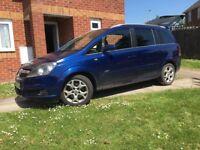 Vauxhall zafira 06 diesal