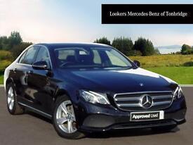 Mercedes-Benz E Class E 220 D SE (black) 2016-05-27