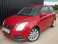 2007 Suzuki Swift 1.6 VVT Sport 3dr, Full Service History,3 Months Warranty Finance Available May PX