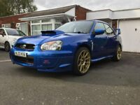 "PRICE DROP- Subaru Impreza WRX STI Type UK 2.0L Turbo With 18"" XXR 527's, Prodive, Private Plate"