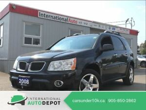 2008 Pontiac Torrent GXP | LEATHER | MOONROOF | REMOTE START