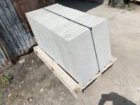 600x600 Concrete Paving Flags / Slabs ~ New