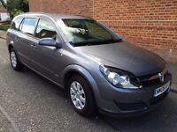 2006 VAUXHALL ASTRA CLUB AUTO FULL SERVICE HISTORY , 01 FORMER KEEPER