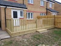 Fencing and decking 10% off till the end of july