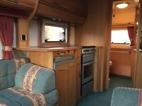 2002 2 berth swift meridian excellent condition, motor mover