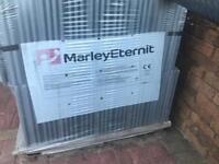 Marley roof tiles grey