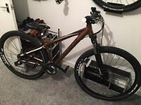 Ladies carrera mountain bike