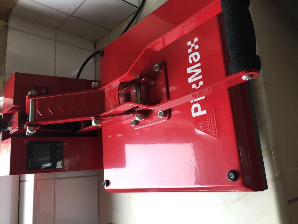 Pixmax 15x15 Heat Press T-Shirt Printing Press | in Dundonald, Belfast |  Gumtree