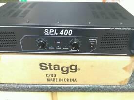 SPL 400 DISCO AMP