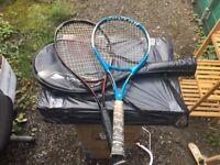 Tennis Rackets Racquet Sport Equipment With Balls