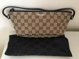 Genuine Gucci Clutch in Monogram