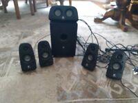 Surround Sound - Logic Z506