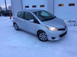 2012 Toyota Yaris LE 5-door