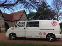 VW T4 Volkswagen 1.9TD ABL LWB 2001 Camper Day Van lovely vehicle 170,000 exceptionally maintained