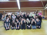 ADULT STREET DANCE CLASSES All Ages & All Abilities!