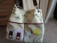 Baby changing bag used but in good condition from a smoke and pet free home in Bitterne