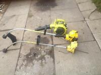 X2 strimmers and a blower spares or repair