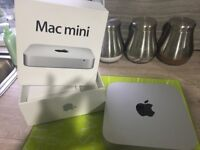 Mac Mini boxed and excellent condition