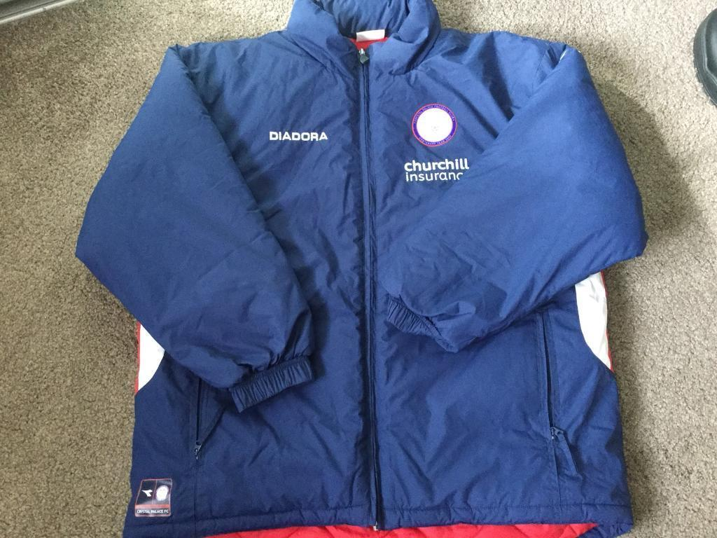Crystal Palace coat
