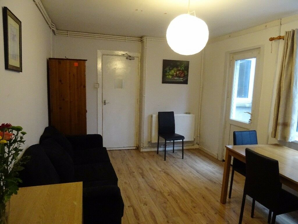 £630 PCM 1 Bedroom Ground Floor Flat Newly