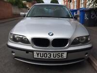 BMW 320D 10 months MOT 150bhp
