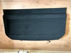 Skoda Yeti Outdoor 2017 Black Parcel Shelf nearly new excellent condition