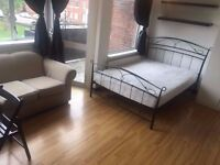 Superb Large Double Room with Private Balcony Available Now - Couples Welcome!!! - No Agency Fee!!!