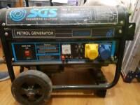 SGS 3kw generator hardly used