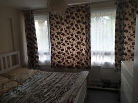 2 bedroom masonite council flat in Roehampton near Richmond Park