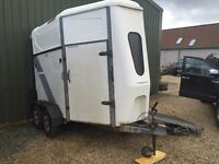 INDESPENSION HORSE BOX 2007 X2 HORSES DELIVERY AVAILIBLE