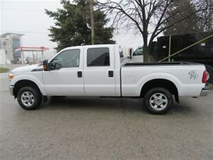 2015 Ford F-250 Crewcab 4x4 gas short box loaded