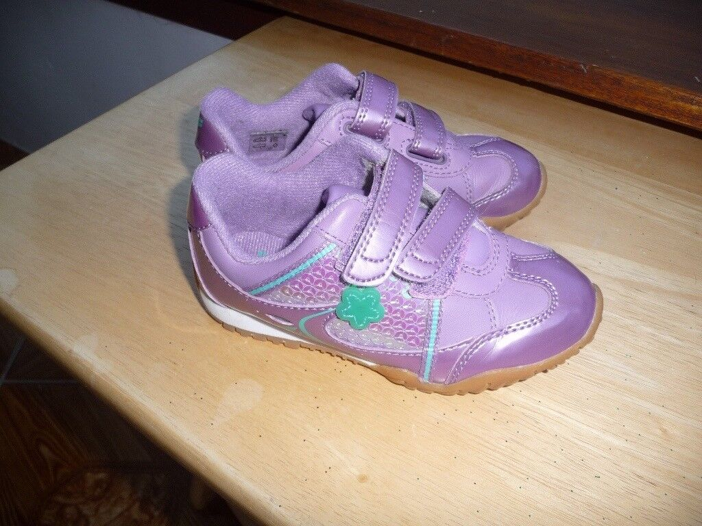 7786b4849c0 Clarks Girls shoes 4 pairs size 8 1 2 F and 1 pair wellies size 8 All  excellent condition