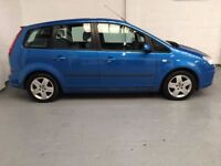 2007 Ford C-Max 1.8 Style 5dr *** Full Years MOT ***