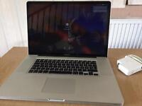 "MacBook Pro 17"" Good Condition"