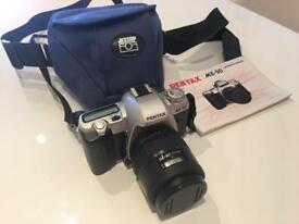 35mm film SLR Camera - Pentax MZ-50